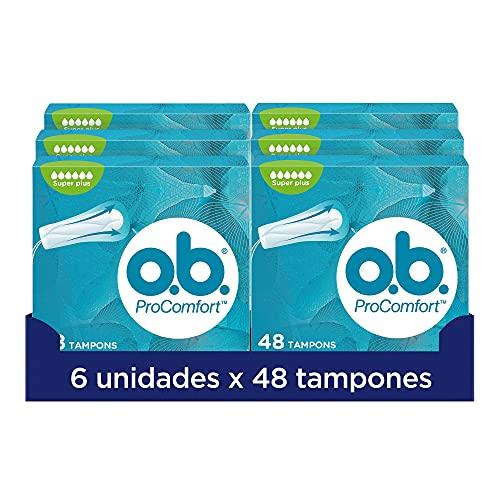 O.B. Este producto O.B. - Tampon digital ProComfort super plus (48 unidades) 200 g