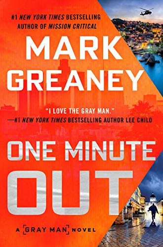 One Minute Out (Gray Man, Band 9)