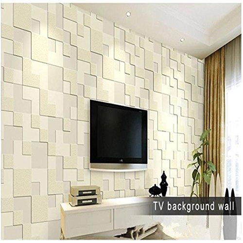 Bazaar fotobehang, 10 m, eenvoudig en modern, voor woonkamer, 3D mozaïek, vliesbehang, decoratie