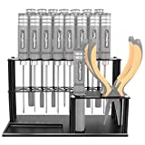 HobbyPark Screwdriver Organizer Tool Holder RC Tools Stand fit Screw Driver Pliers Body Reamer Bulit-in Screw Tray for RC Car Quadcopter Drone Helicopter Airplane Boat