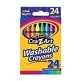 מארז 24 צבעים נשטפים