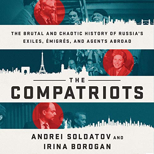 The Compatriots audiobook cover art