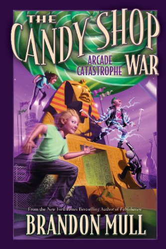 『The Candy Shop War, Vol. 2: Arcade Catastrophe (English Edition)』のトップ画像