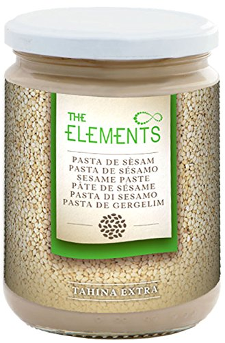 Tahina o crema de sésamo The Elements 6x400g