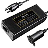 AstroAI AC to DC Converter, 8.5A /102W/110 to 12V, Car Cigarette Lighter Socket AC/DC Supply Adapter Transformer for Mini Fridge, Car Fan and Other Devices Under 102W