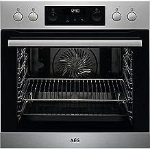 AEG EPB355020M - Horno (Medio, Horno eléctrico, 71 L, 71 L, 30-300 °C, 2300 W)