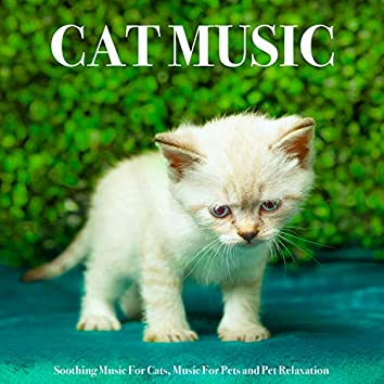 Cat Music: Soothing Music For Cats, Music For Pets and Pet Relaxation