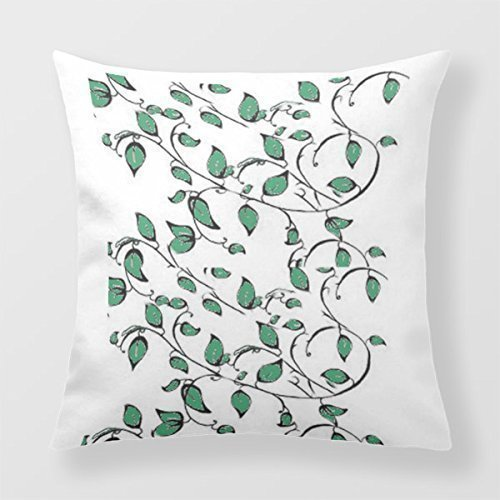 Refiring Cushion Covers For Sofa Pillow Green Nature Home Pillow Cover
