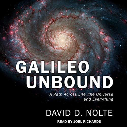 Couverture de Galileo Unbound