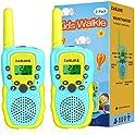 2-Pack ZasLuke Kids' Walkie Talkie