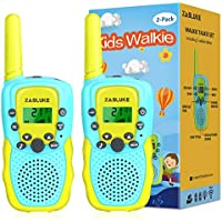 2-Pack ZasLuke Kids' Walkie Talkie