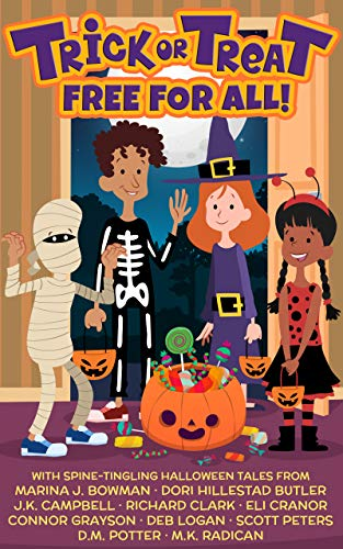 Book: Trick or Treat Free For All! - A Halloween Kids Book by Richard Clark