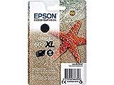 Epson C13T03A14010 adecuado para XP2100 Tinta negro Nr.603XL 8,9ml