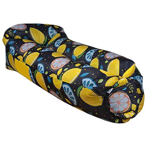 Portable Air Bed Sleeping Pad Opblaasbare Lounger Picknick Camping Mat Strand Matras Voor Park Backyard Home Wandelen