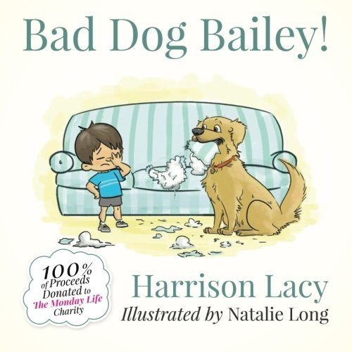 Bad Dog Bailey! (Volume 1) by Harrison Lacy (2013-05-20)