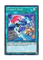 遊戯王 英語版 SHVI-EN067 Tuner's High チューナーズ・ハイ (スーパーレア) 1st Edition