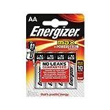 Energizer Max AA/E91 Batterien Ref E300112500, 4 Stück
