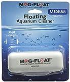 Gulfstream Tropical AGU125MED Mag-Float Limpiador de acuario de cristal, tamaño mediano