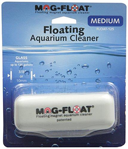 Gulfstream Tropical AGU125MED Mag-Float Glass Aquarium Cleaner, Medium