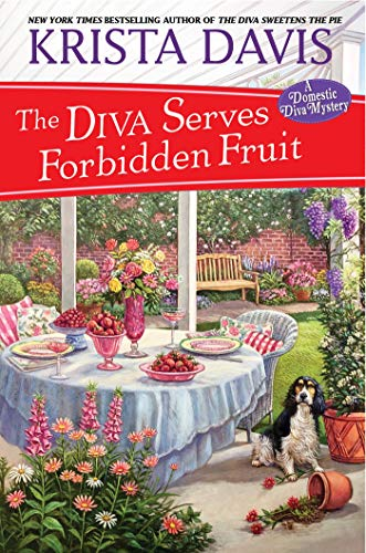 Compare Textbook Prices for The Diva Serves Forbidden Fruit A Domestic Diva Mystery  ISBN 9781496732736 by Davis, Krista