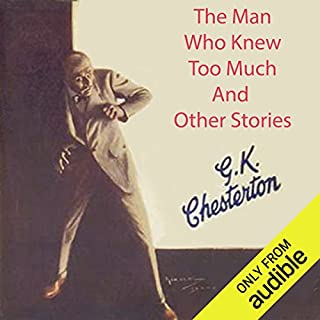 The Man Who Knew Too Much and Other Stories cover art
