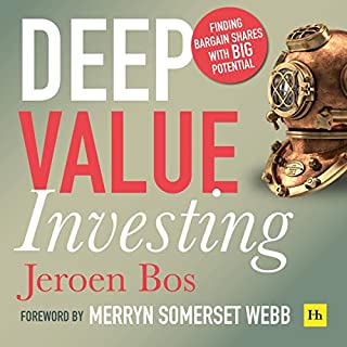 Deep Value Investing, 2nd edition: Finding Bargain Shares with BIG Potential cover art