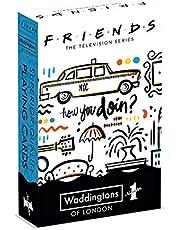 Playing cards Friends - Speelkaarten - Speelkaarten in het thema van Friends! - Voor de hele familie - Taal: Engels