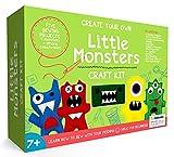 Little Monsters principiantes Kit de costura–impresionante regalo para las...