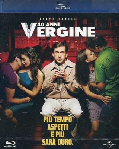 40 anni vergine [Italia] [Blu-ray]