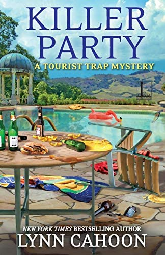 Killer Party A Tourist Trap Mystery product image