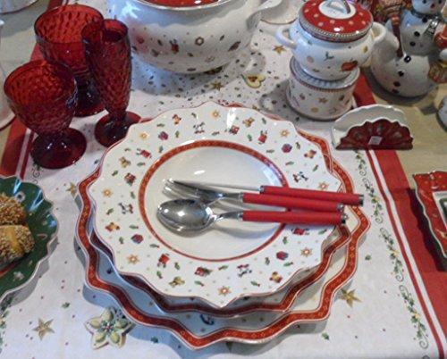 Villeroy Boch Servizio Piatti Toy's Delight 18 Pezzi