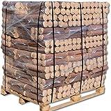 1000kg Palette Holzbriketts Nestro inklusive Lieferung Hartholz Briketts Kamin Ofen Brikett Brennholz Heizbrikett Buche & Eiche 100x10kg Bags Rund (ENERGIE KIENBACHER BRENNHOLZ, BRIKETTS & CO.)
