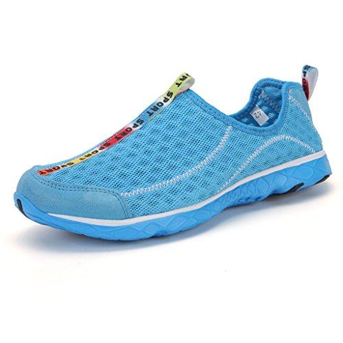 DoGeek Chaussures de Plage Chaussures Aquatiques Homme Femme Plage et d'eau - Water Shoes pour Sport...