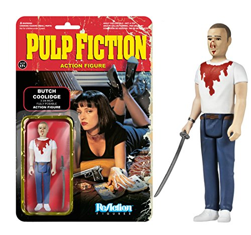 Funko 4152 ReAction Pulp Fiction 2 Butch Game 1