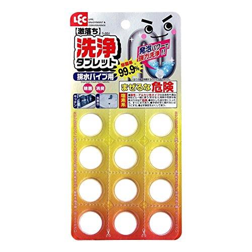 レック 激落ち 洗浄タブレット 排水パイプ用(1コ入)