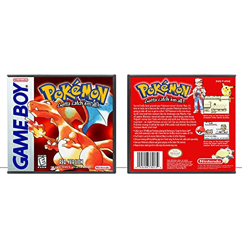 Pokémon Red Version | Gameboy - Game Case Only
