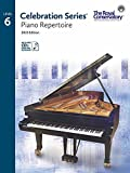 C5R06 - Royal Conservatory Celebration Series - Piano Repertoire Level 6 Book 2015 Edition