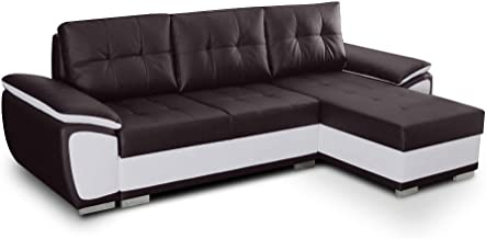 Amazon.es: Sofas Polipiel