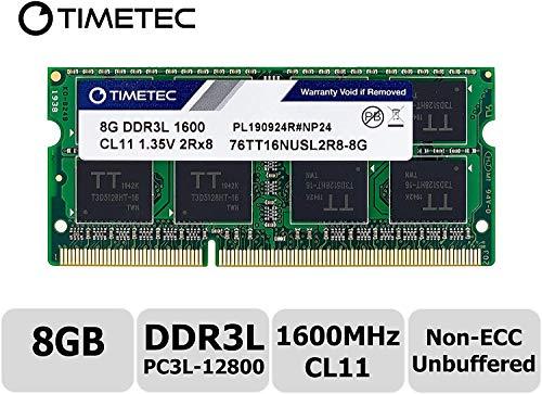 Timetec Hynix IC 8GB DDR3L 1600M...