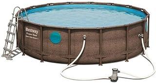 Bestway Pool Set Power Steel Vista 488X122Cm