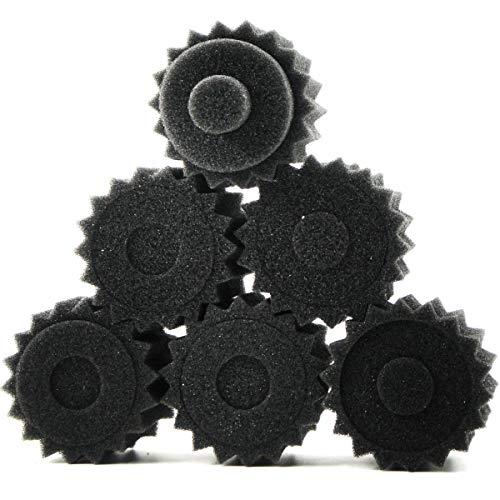 Fiween Air Filter Sponge Open Alloy Aluminum 04104 for 1//10 RC Hobby Model Nitro Car