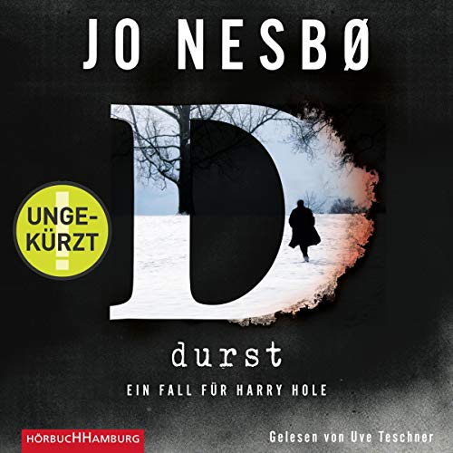 Durst audiobook cover art
