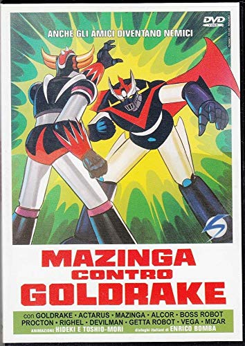 Mazinga Contro Goldrake