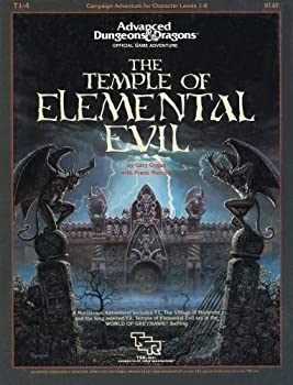 The Temple of Elemental Evil (Supermodule T1-4) (Advanced Dungeons & Dragons) - Book  of the Advanced Dungeons and Dragons Module #C4