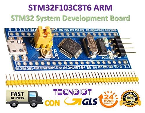 TECNOIOT STM32F103C8T6 Arm STM32 Minimum System Development Board Module