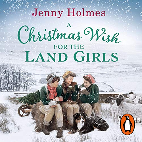 A Christmas Wish for the Land Girls cover art