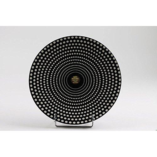 Table Passion - Assiette de présentation Galaxy Pois 31 cm