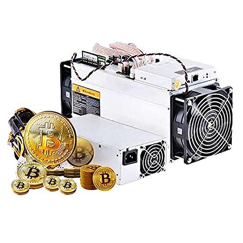 HNLBFG Antminer L3+ Litecoin LTC 504 Mh Bitmain Litecoin LTC Machine de minage avec bloc d'alimentation