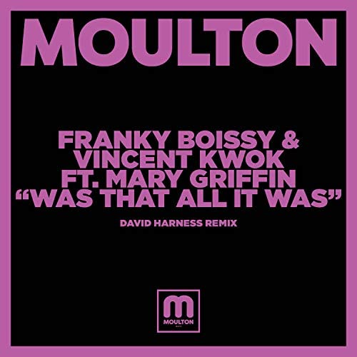 Franky Boissy & Vincent Kwok feat. Mary Griffin