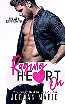 Raging Heart On  Lucas Brothers Book 2
